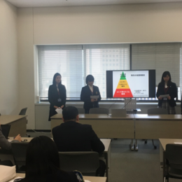 Project-Based Learning(PBL)講座「経済産業省×立教女学院」を実施しました。